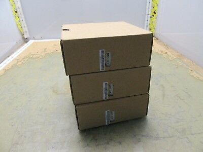 lot of 3x meanwell mdr-40-5 5VDC 6.0A power supply din rail 100-240VAC [4*H-20.5