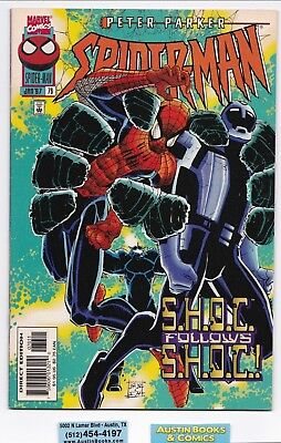 Spider-Man #76 Comic FIRST APPEARANCE Crown FREE SHIPPING