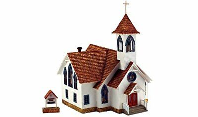 Woodland Scenics BR5041 HO Built-Up Community Church