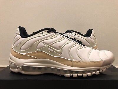 official photos 80d20 c6381 NIKE AIR MAX 97 Plus Light Orewood Brown AH8144-101 Size 8-13 100% Authentic