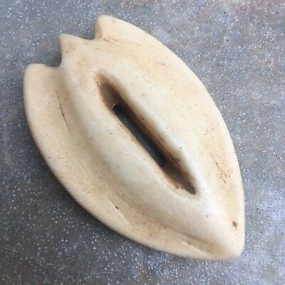 Rare Ancient Great Mother Protection Amulet ~ Fine White Stone