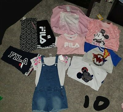 Size 10 Girls Bundle All Brand New