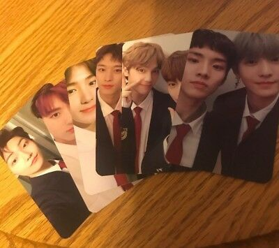 The Boyz First Single Album The Sphere Preorder Photocards