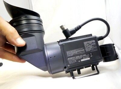 Sony BVF-20W Electronic View Finder for BVP-570/BVP-950 camcorder video 16:9 wid