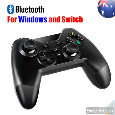 Bluetooth Wireless Controller for PC and Nintendo Switch Pro Gamepad Vibration