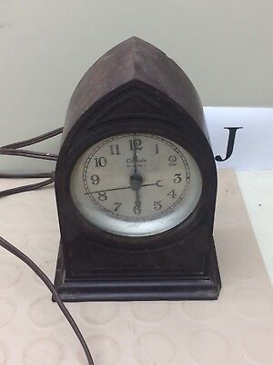 New NOS General Time Corp S13-XX Fit-Up #72100  Electric Clock Movement F017