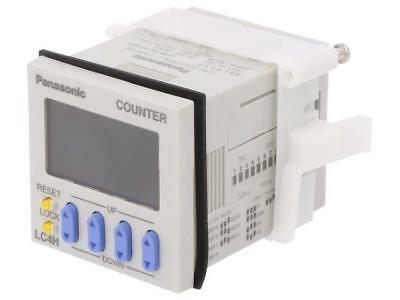 LC4H-R4-AC240V Counter electronical Display2x LCD Count.signal type