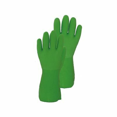 Ultimate Household Gloves Vinyl Latex Free Washing Up Strong Washable Heavy Duty