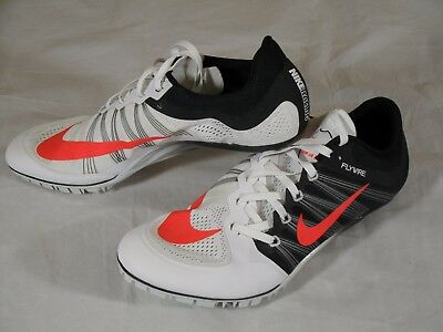 Nike Zoom Ja Fly Sprint Track Spikes Shoes Mens SIze 11.5