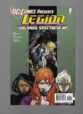 DC Comics Presents Legion Of Super-Heroes Damned #1 Recall Version NM