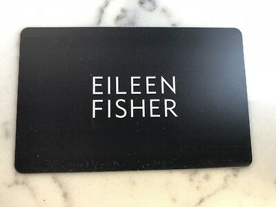 Eileen Fisher Gift Card Credit Note Value £380