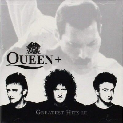 Queen The Vinyl Collection n°17 Greatest Hits III 2 LP Vinyl 180 Gr Deagostini