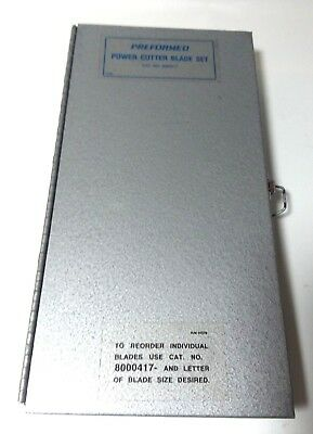 Preformed Line Products 8000417 End Plate Kit With Metal Box