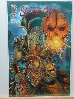 Hunters the Shadowlands #2 Cover A Grimm Fairy Tales Zenescope Variant CB6179