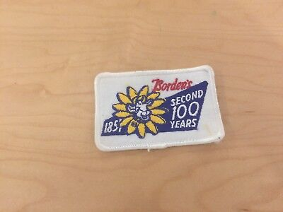 "bordens dairy,""second 100 years"" 1957?, new old stock."