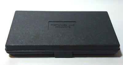 Preformed Line Products Torque Wrench Plastic Case