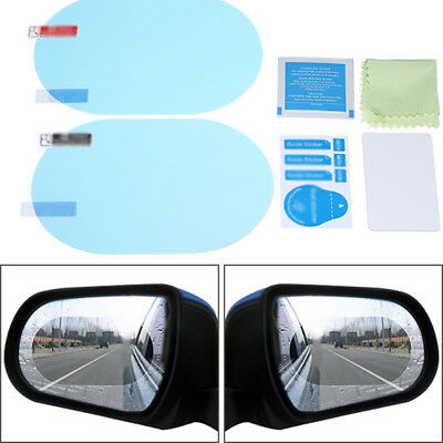 Rearview mirror sticker Rear View Mirror Waterproof Screen Protectors Rainproof