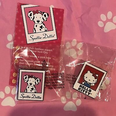 Sanrio  Friend of the Month Hello Kitty Pin Only