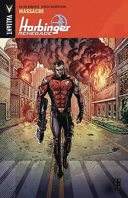 Harbinger Renegade Tp Vol 02 Massacre Valiant Entertainment Llc