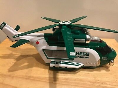 2012 Hess Toy Helicopter