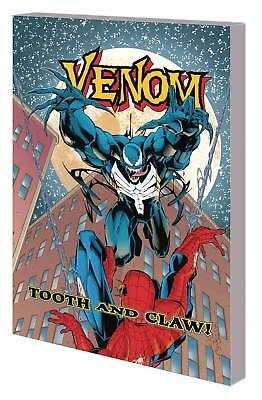 Venom Tp Tooth And Claw Marvel Comics
