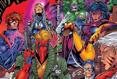 Absolute Wildcats By Jim Lee Hc Dc Comics