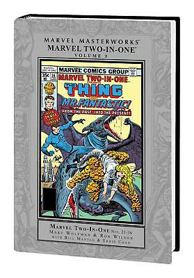 Mmw Marvel Two In One Hc Vol 03 Marvel Comics