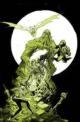 Justice League Dark #4 Foil (Witching Hour) DC COMICS