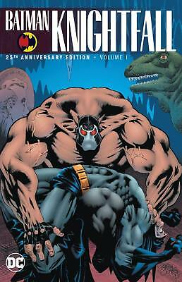 Batman Knightfall TP VOL 01 25th Anniversary Ed DC COMICS