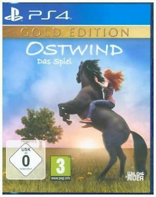 Ostwind, 1 PS4-Blu-ray Disc (Gold Edition)