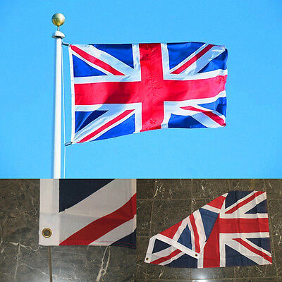 Hot 5'x3' Union British Jack Great Britain United Kingdom Outdoor Flag