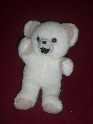 RUSS Snuggle Bear Plush Toy Stuffed Animal Advertising  Snuggles 11""