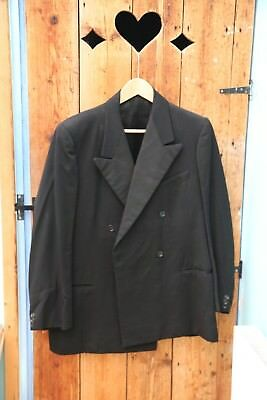 """Vintage double breasted dress suit and trousers - 42"""" chest"""
