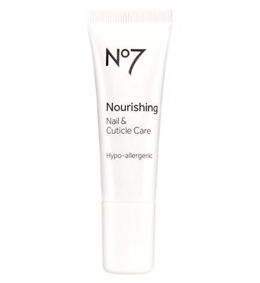 No7 Nourishing Nail and Cuticle Care - 10ml - Brand New Boxed