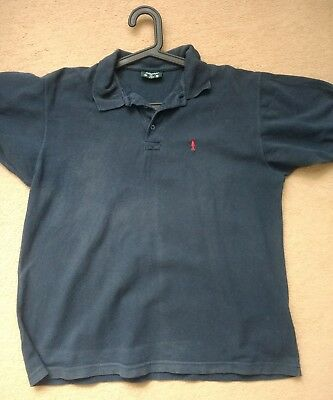 Vintage Jamiroquai Embroidered Polo Shirt - L - RARE