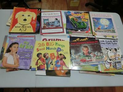Huge Lot 60 K 1st  2nd 3rd  Grade AR Picture Books TEACHER LIBRARY