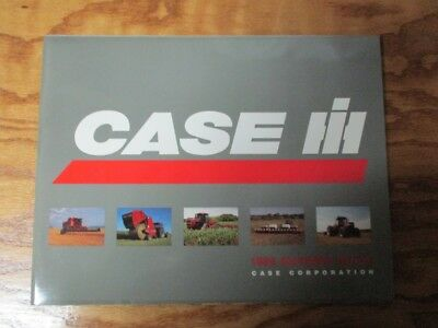 Vintage Case IH 1995 Agriculture Equipment Buyer's Guide AE-101015