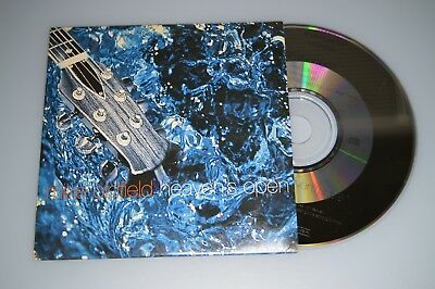 Mike Oldfield ‎– Heaven's Open. CD-Promo