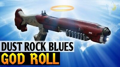 Destiny 2 DUST ROCK BLUES FARM (1 hour)  [ PS4  XB1  PC ]  5KD Sherpa!