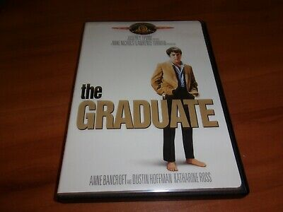 The Graduate (DVD, 1999, Special Edition)  Dustin Hoffman Used Anne Bancroft