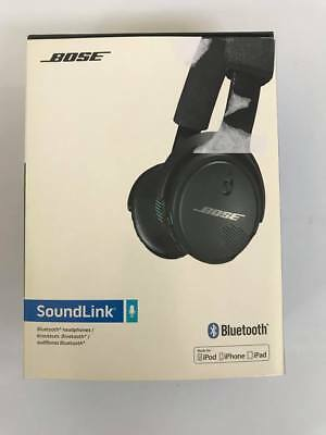 Bose SoundLink On-Ear Bluetooth Wireless Headphones, Black/Blue