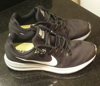 8369f02e4db WOMENS NIKE ZOOM Structure 21 Running Shoes Size 8 US Gray EXCELLENT ...