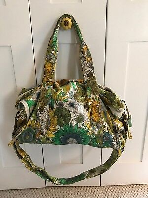 LIBERTY of LONDON for TARGET FLORAL TOTE BAG CROSSBODY SHOPPER 6ca2080413935
