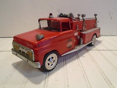 Tonka Fire Engine Vintage 1960s Fire Truck