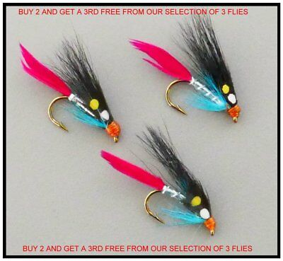 Trout fishing flies