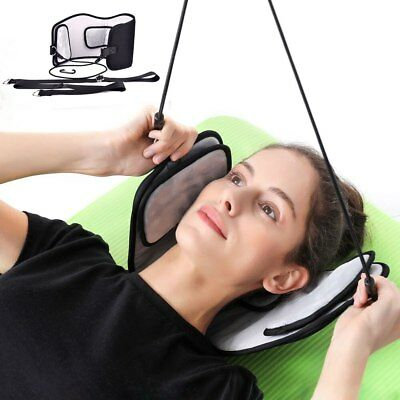 Massage Pain Portable Head Hammock Neck Traction  Relief Neck Cervical Stretcher