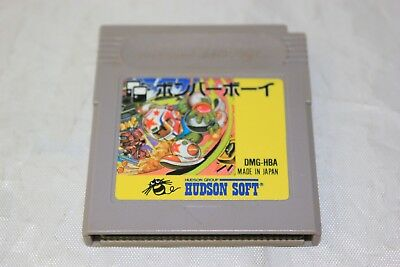 Bomber Boy Atomic Punk Gameboy Japan Import Game Only North American Seller