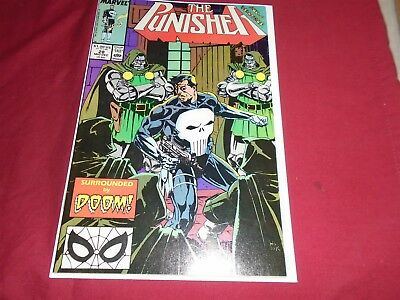 THE PUNISHER #28 Marvel Comics (1987 Series) 1989 VF/NM