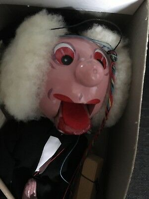 Old 60s 70s Vintage Pelham Puppets Mint Condition Boxed