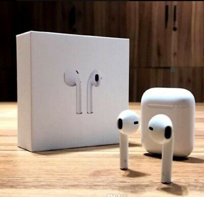 Écouteur Bluetooth Ultra Fin Airpods / Earpods Ifans  Avec Chargeur Linghtning !